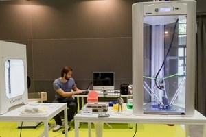 Fablab - imprimante 3D